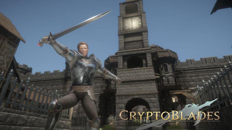 【やさしい入門】CryptoBladesの始め方<遊んで稼ぐの決定版!>